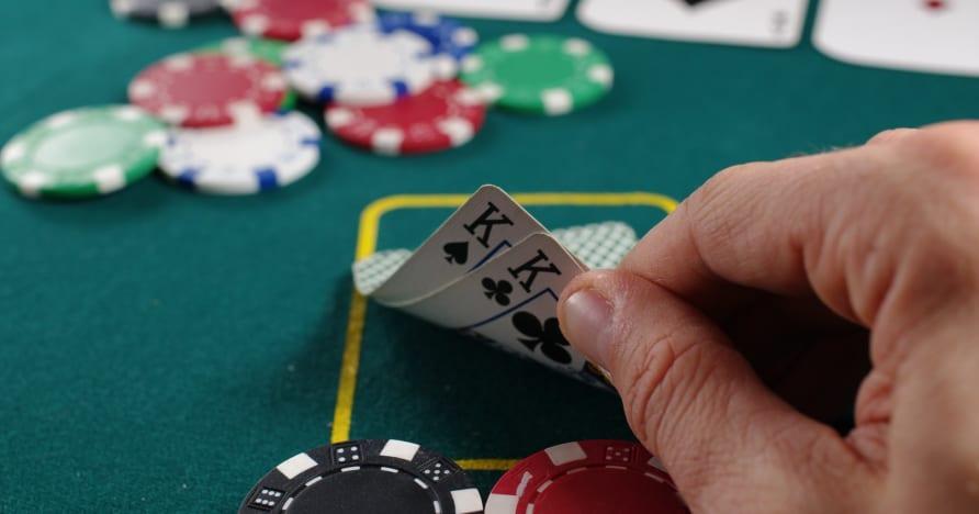 Стратегии онлайн-покера