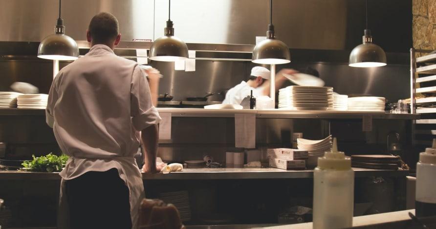 Вниманию поваров! - NetEnt выпускает адскую кухню Гордона Рамзи