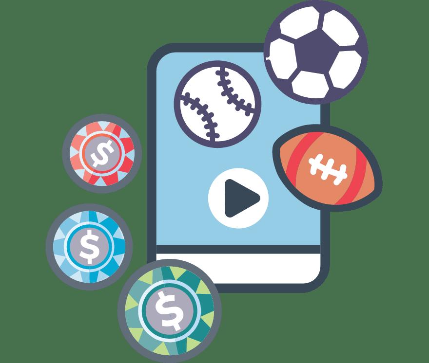 Лучшие Мобильное Казино в которых есть Ставки онлайн в 2021 году