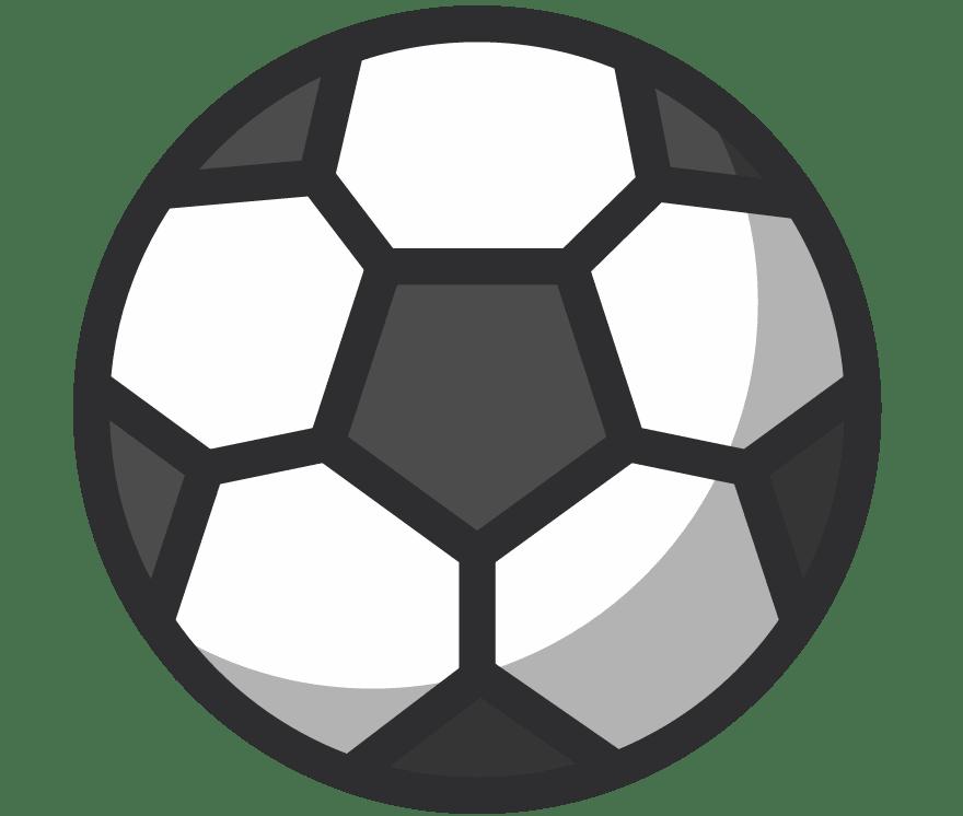 Лучшие Мобильное Казино в которых есть Ставки на футбол в 2021 году