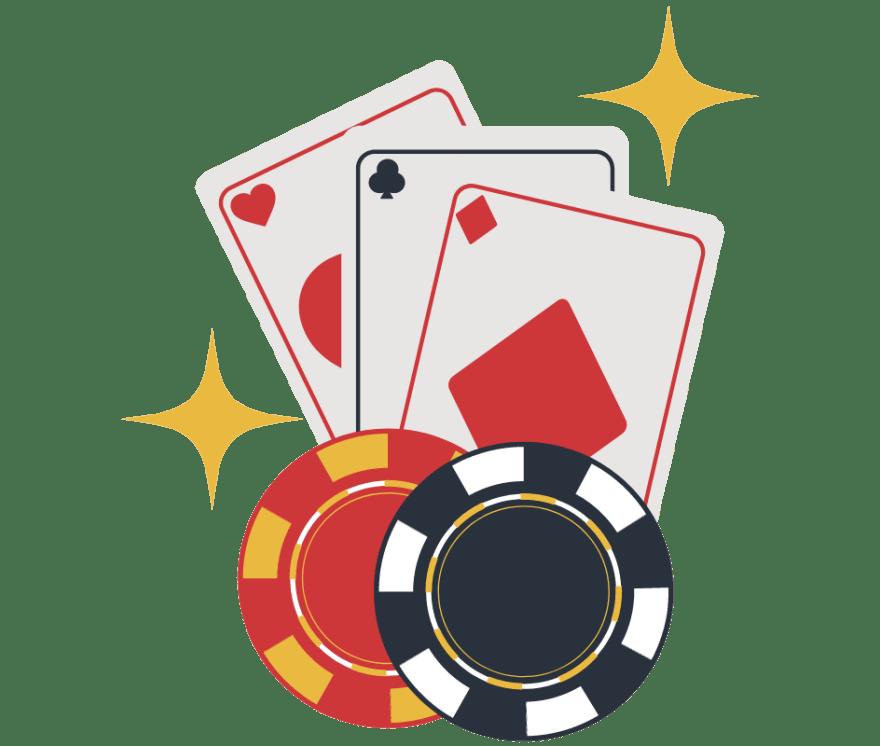 Лучшие Мобильное казино в которых есть Blackjack в 2021 году