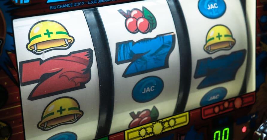 Как играть на игровых автоматах