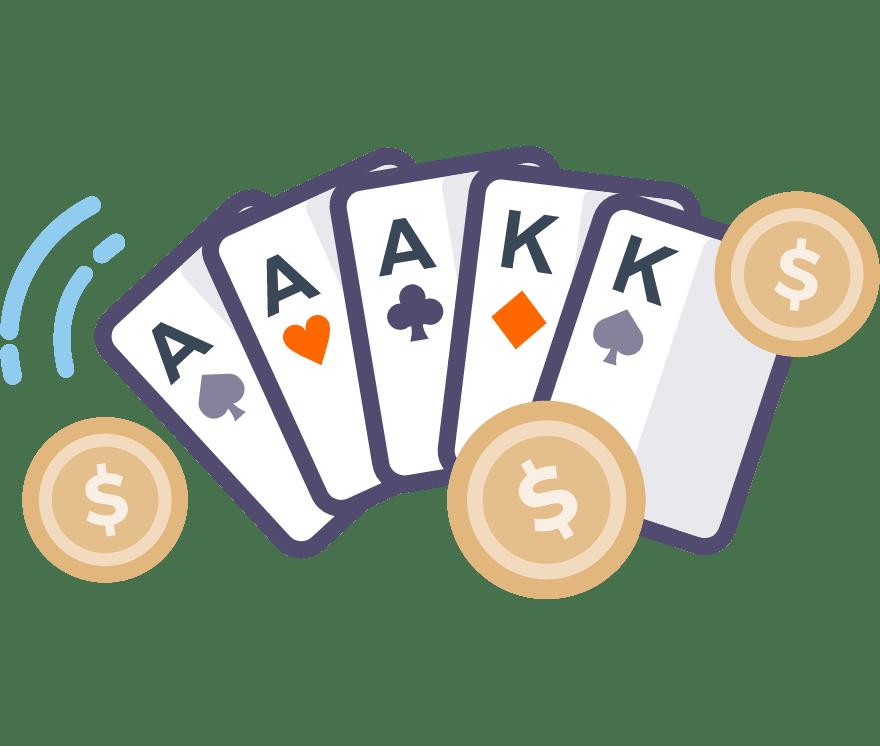 Лучшие Мобильное Казино в которых есть Покер в 2021 году