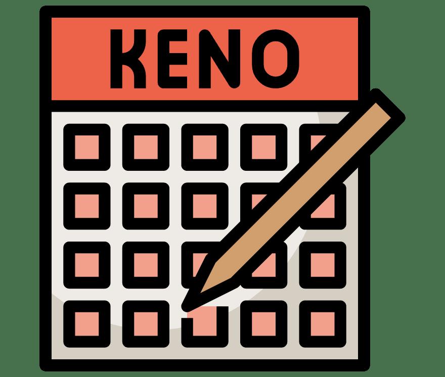 Лучшие Мобильное Казино в которых есть Кено в 2021 году