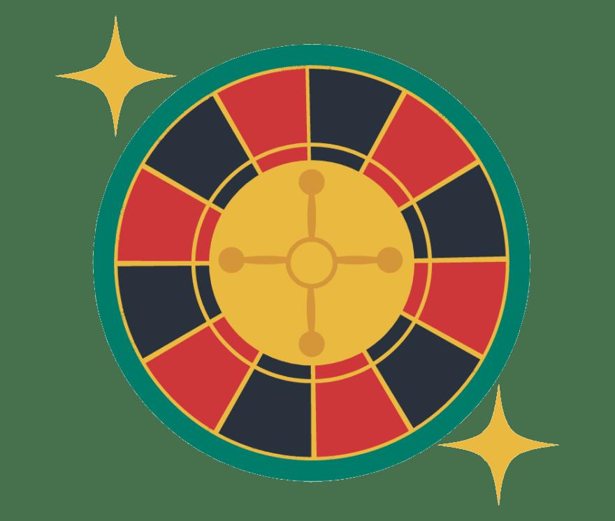 Лучшие Мобильное казино в которых есть Roulette в 2021 году