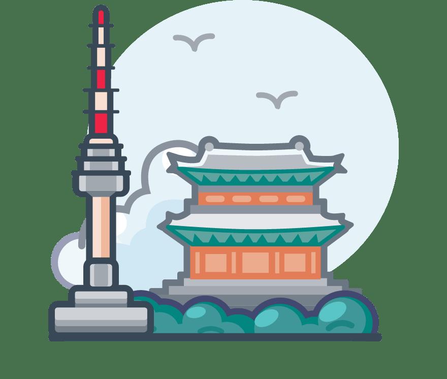 32 Лучшие Мобильное Казино в Республика Корея в 2021 году