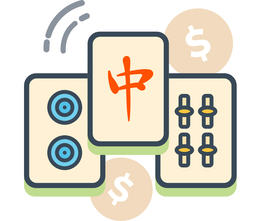 Лучшие Мобильное Казино в которых есть Mahjong в 2021 году